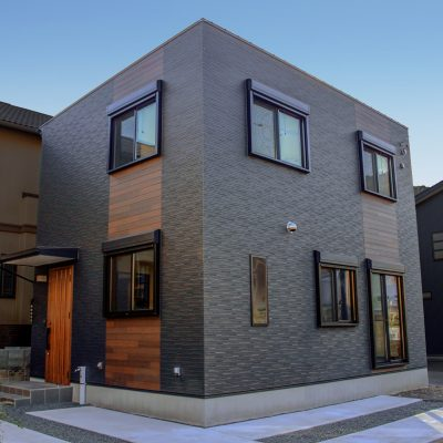 延床23坪で豊かに暮らす家