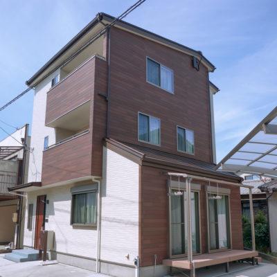 【完成】静岡市駿河区S様邸