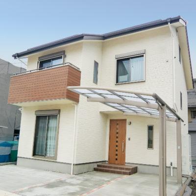 【完成】静岡市葵区S.T様邸