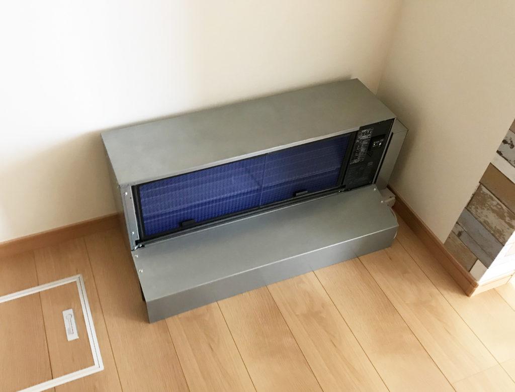 全館空調室内機